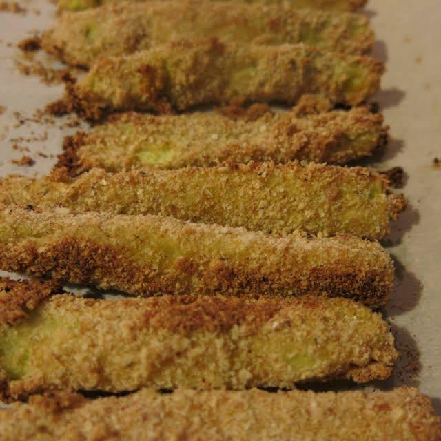 Cucumber Fries Recipe   Yummly