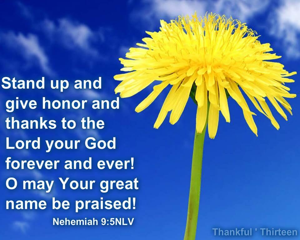 NEHEMIAH 9:5
