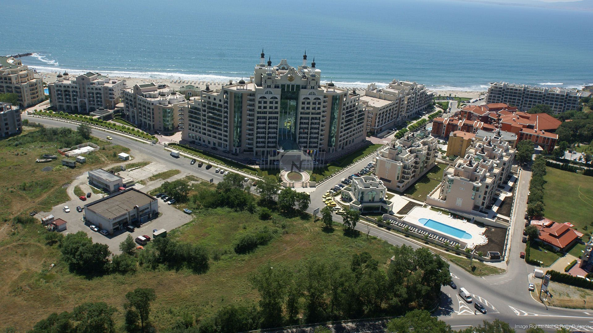 Sunset Resort Family Pomorie Bulgaria Sunset Resort