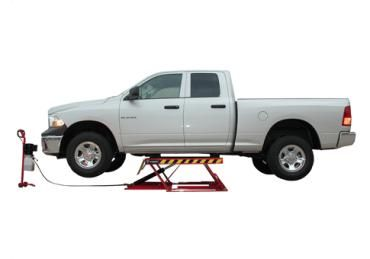 Weaver W 6plr Portable Low Rise Lift With Images Car Lifts Portable Car Lift Work Truck