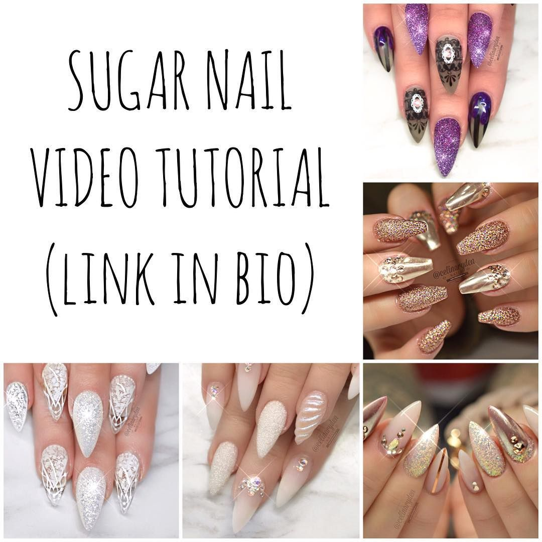"719 Me gusta, 6 comentarios - ✨Celina Rydén✨ (@celinaryden) en Instagram: ""SUGAR NAIL VUDEO TUTORIAL! 🎉🎉🎉 (nail vlog, quick french ombre tutorial and sugar nail tutorial all…"""
