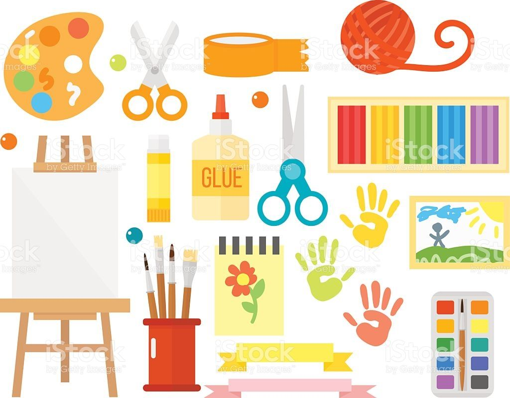 12+ Arts and crafts symbol clipart info