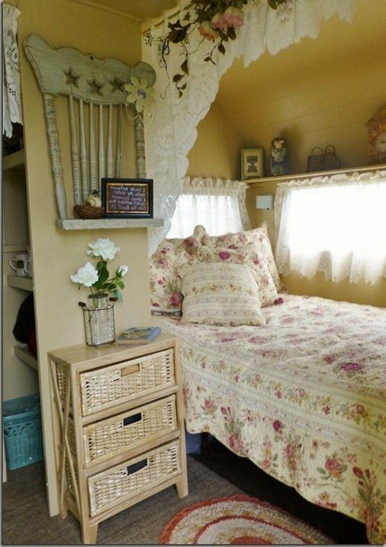 best rv camper vintage bedroom interior design ideas worth to see bedroomdecor also rh pinterest