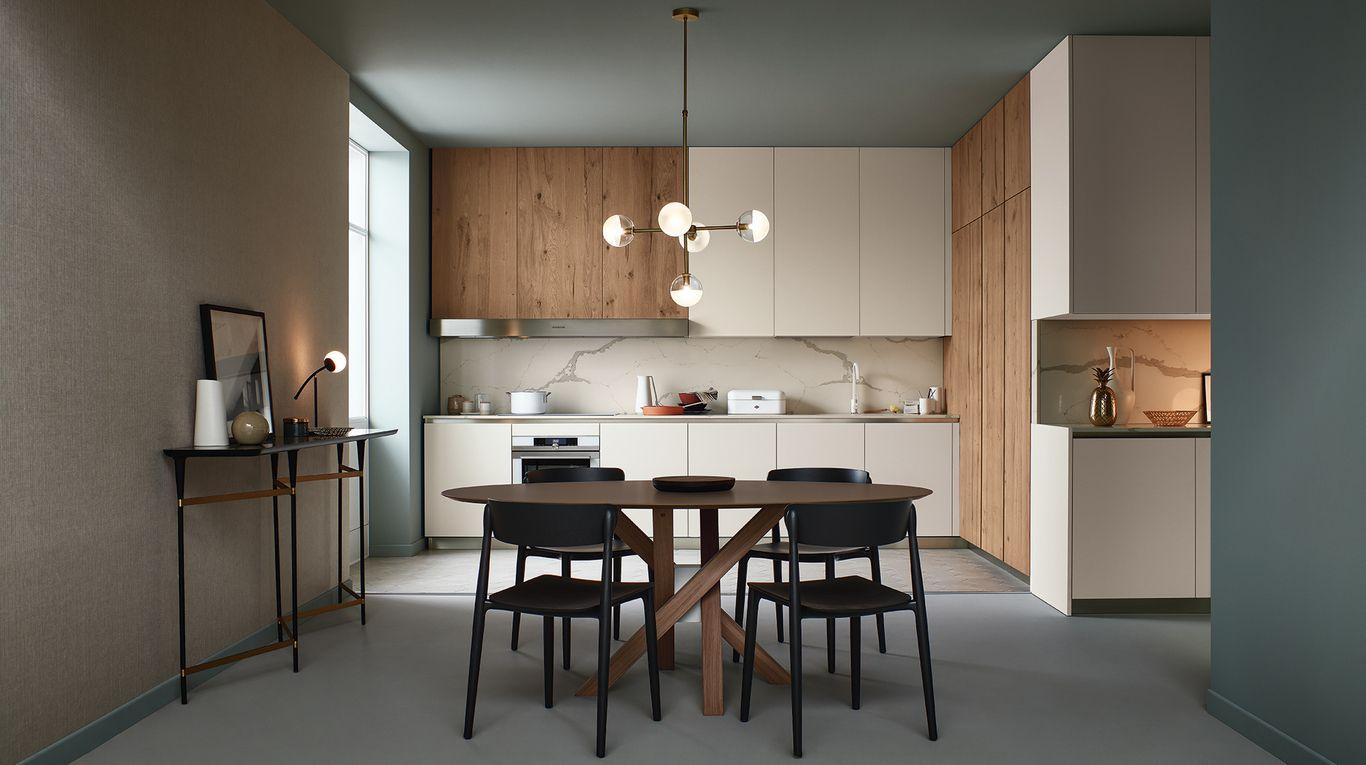 Extra Avant Veneta Cucine.Lounge 01 Arredamento Cucine Interni Della Cucina