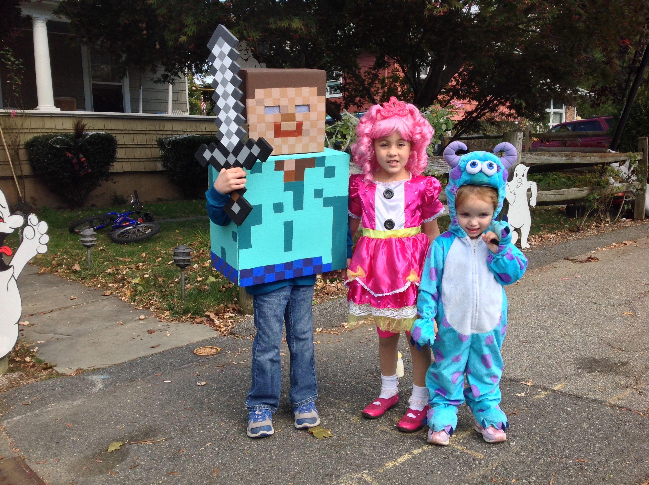 Minecraft Herobrine costume | Halloween ideas | Pinterest ...