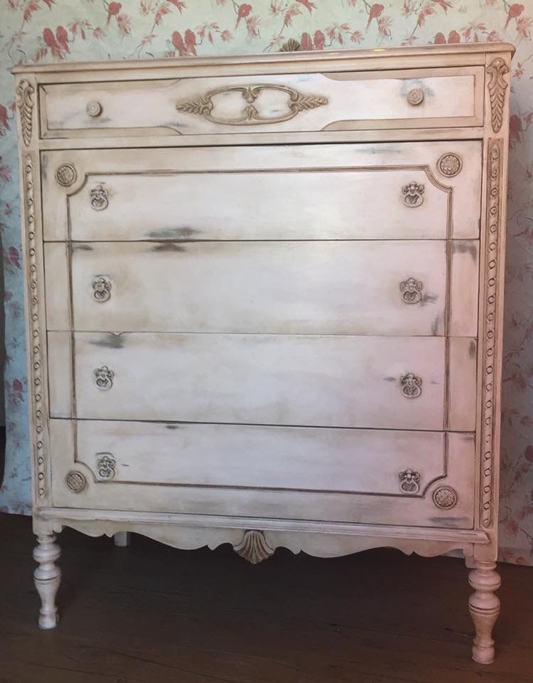 Chalk Paint By Annie Sloan Coco Antoinette