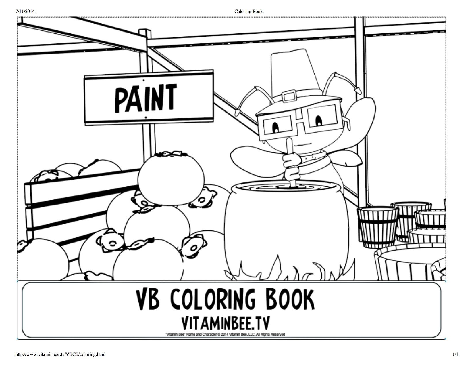Vitamin Bee Is Making Grey Paint Just Like The Early