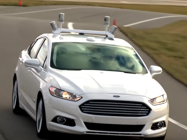 Ford just invested $1 billion in a secretive AI startup founded by former Google and Uber execs (F)