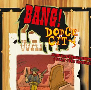 bang dodge city  Bang! Dodge City is a great expansion for the Bang! card game. It ...