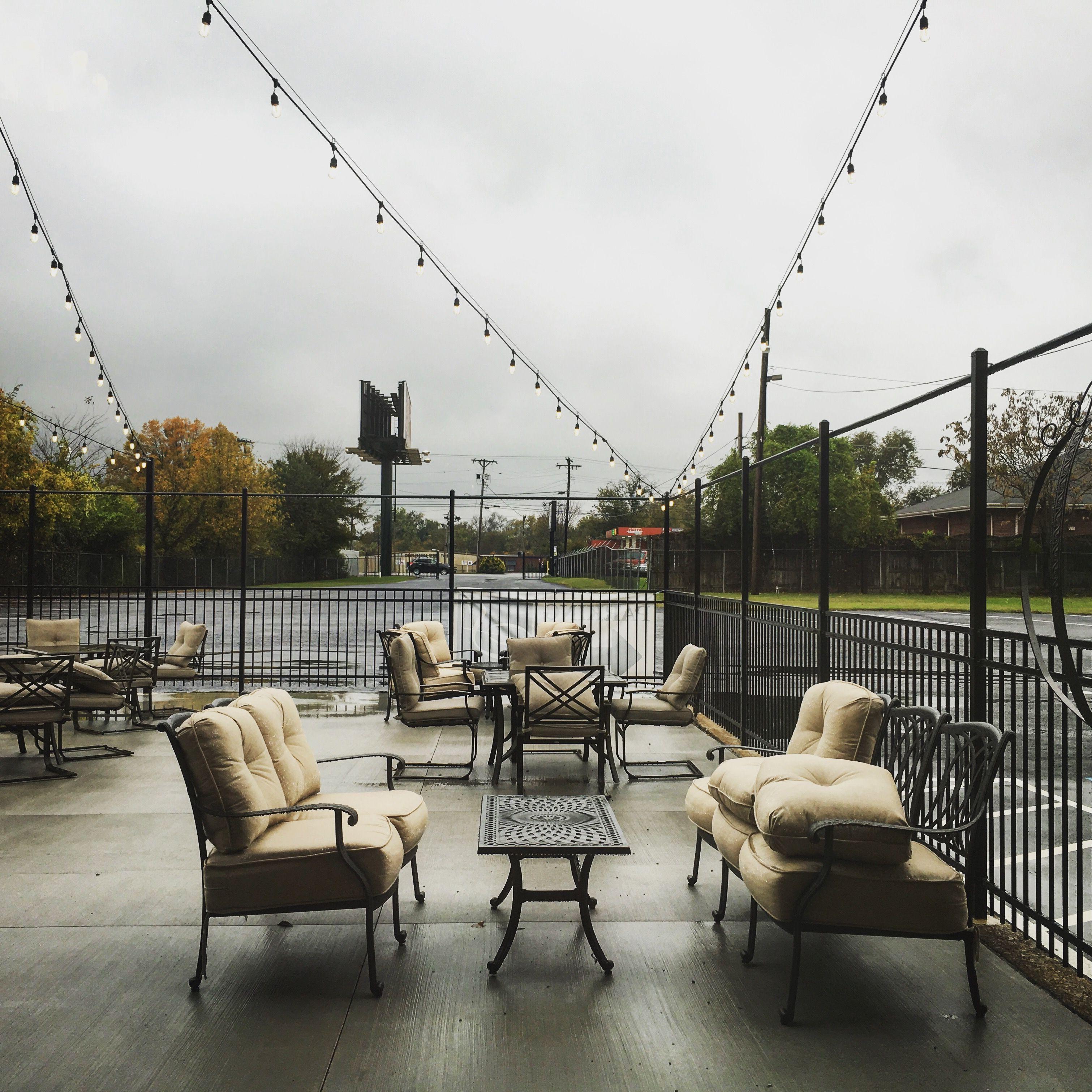 Patio Furniture Rustic Event Venue Chattanooga Tn