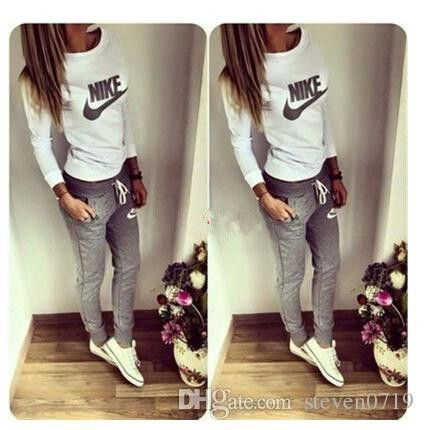Women's 2 PC Nike Track/Jogging Suit | style trop cool | Pinterest | Clothes,  Gender and Running
