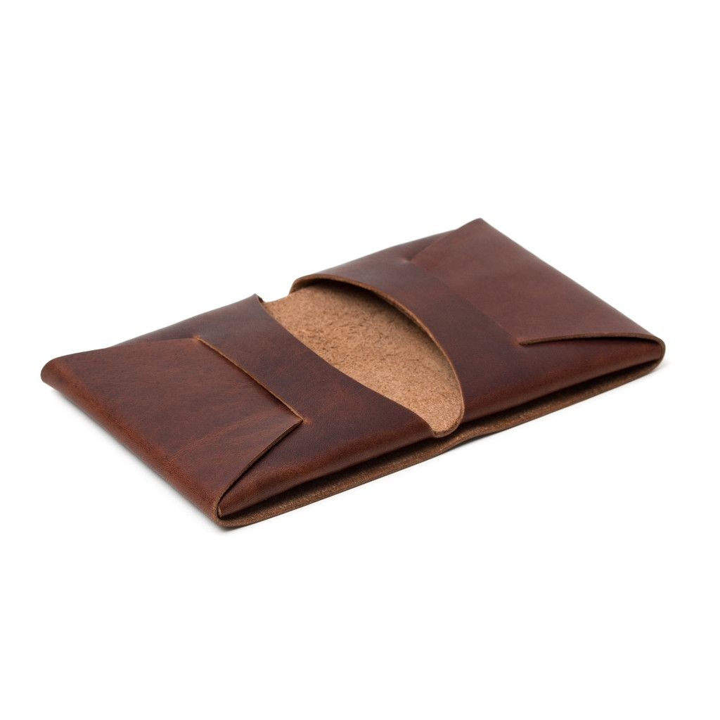 Stitchless Wallet - Coffee Bean – A P O G E E