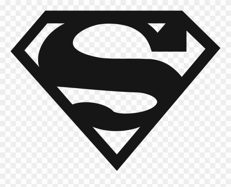 Pin By Shaq Miller On Tattoos For Guys In 2021 Superman Logo Logo Silhouette Superman