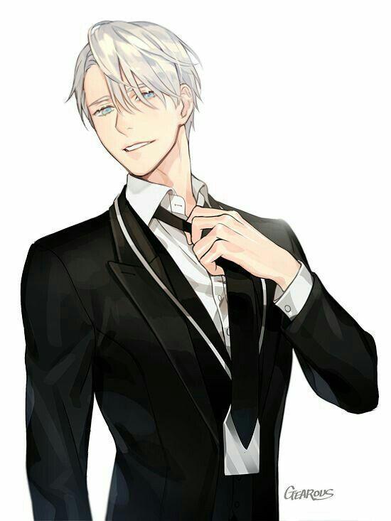 Resultado De Imagen Para Personajes Anime Hombres Con Pelo