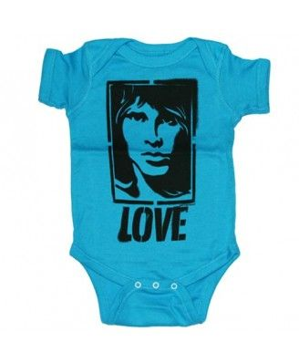 Jim Morrison The Doors Baby Clothing and Onesies for Baby Boys | TheRetroBaby.com  sc 1 st  Pinterest : doors clothing - pezcame.com
