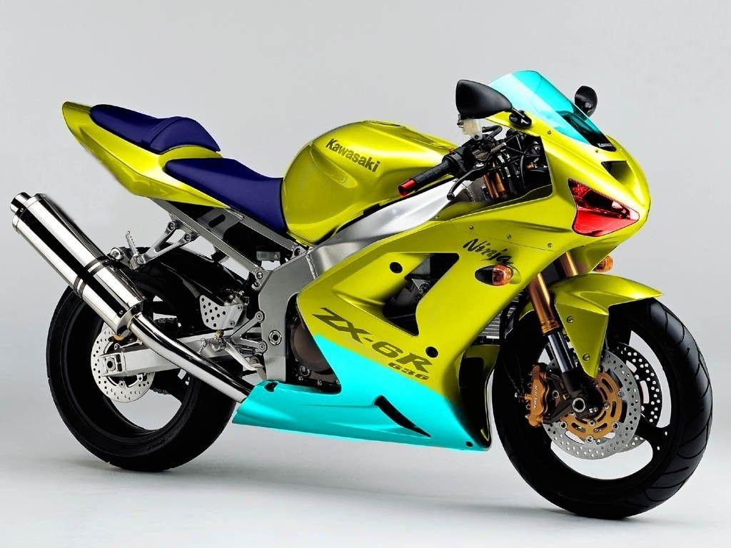 Explore Kawasaki Ninja Zx6r Motor And More