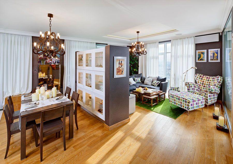 Modern Apartment Interior Design in Kiev by Studio ID4U ...