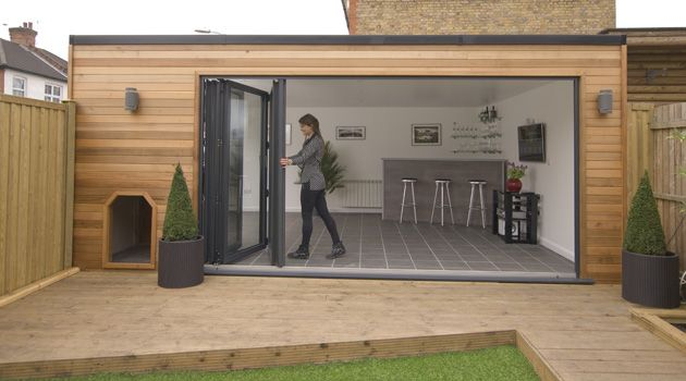 The Box Garden Room Boosts A Simple Contemporary Design Which Provides  Practicality, Durability, And Endless Design Options At A Low Cost.