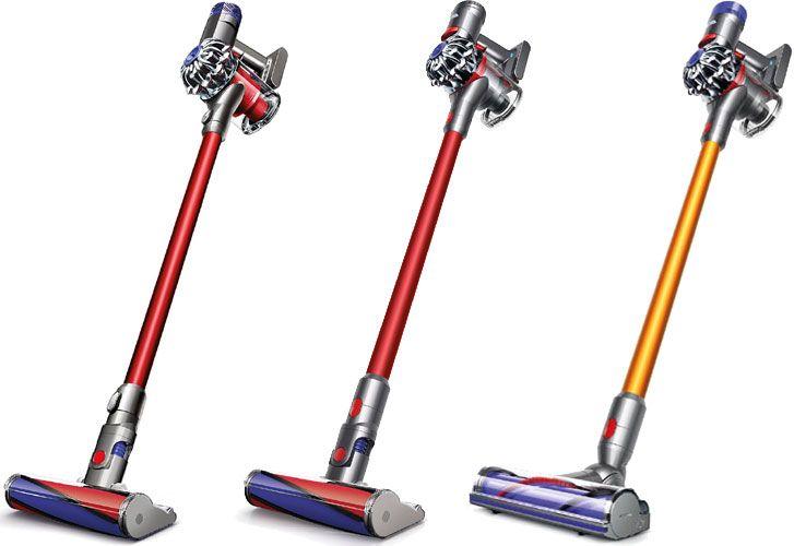 dyson v6 vs dyson v7 vs dyson v8 vacuum cleaners motorhead animal - Dyson Absolute