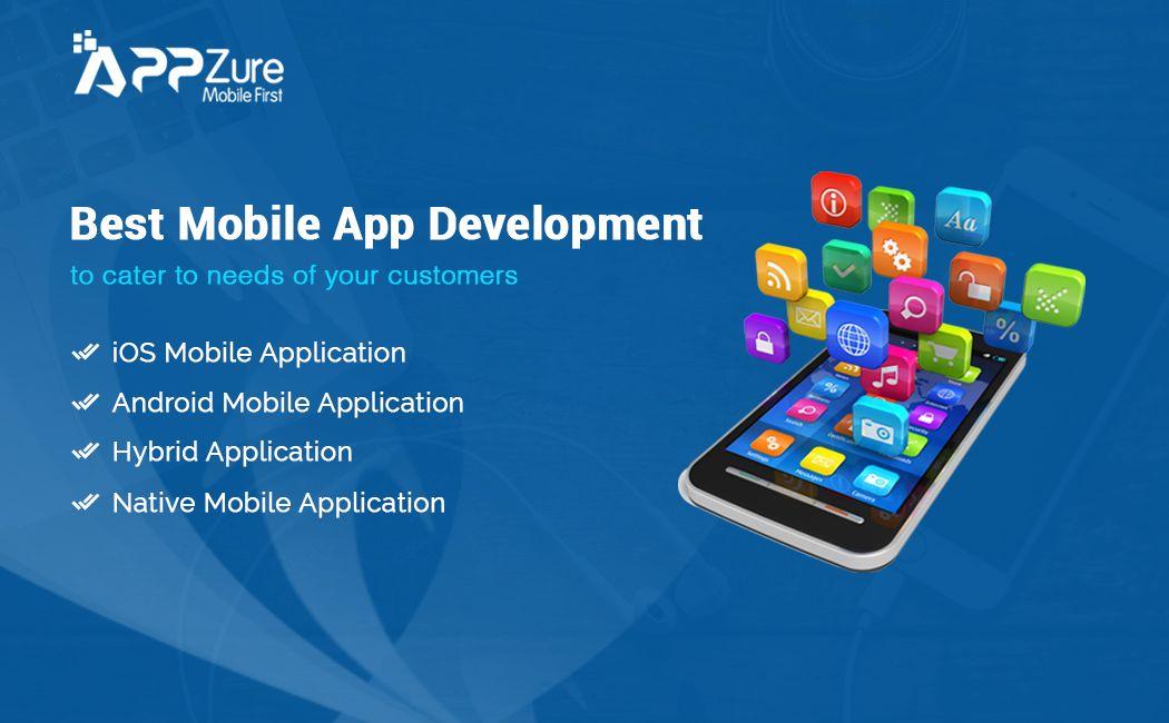 At Appzure We Offer Android Ios Mobile App Development Services Visit Www Appzure Com Appzure Mobile App Development Mobile App Android Ios App Development