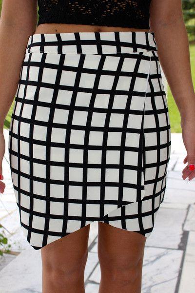 Center Of Attention Skirt