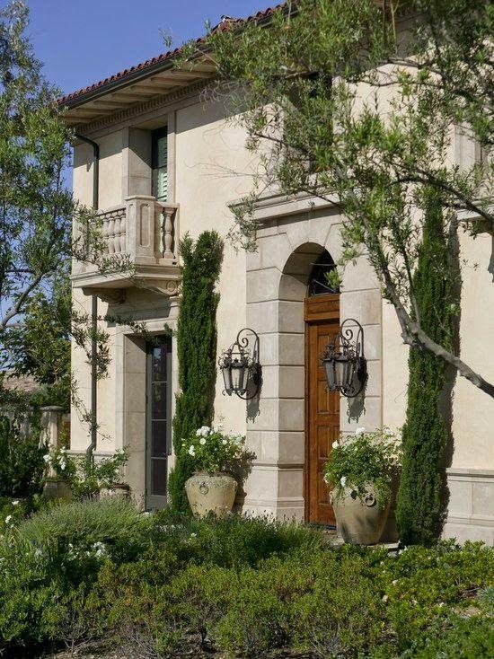 Fachadas de casas mediterranea i mi casa pinterest for Casas mi estilo