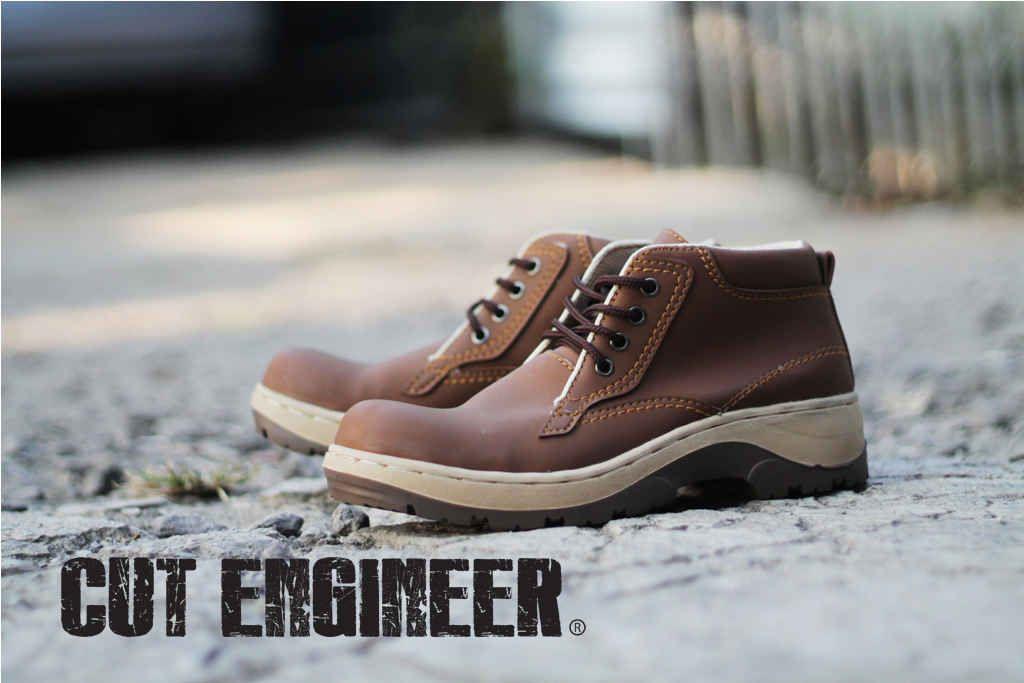 Pin Di Jual Sepatu Safety Boots Murah Cut Engineer