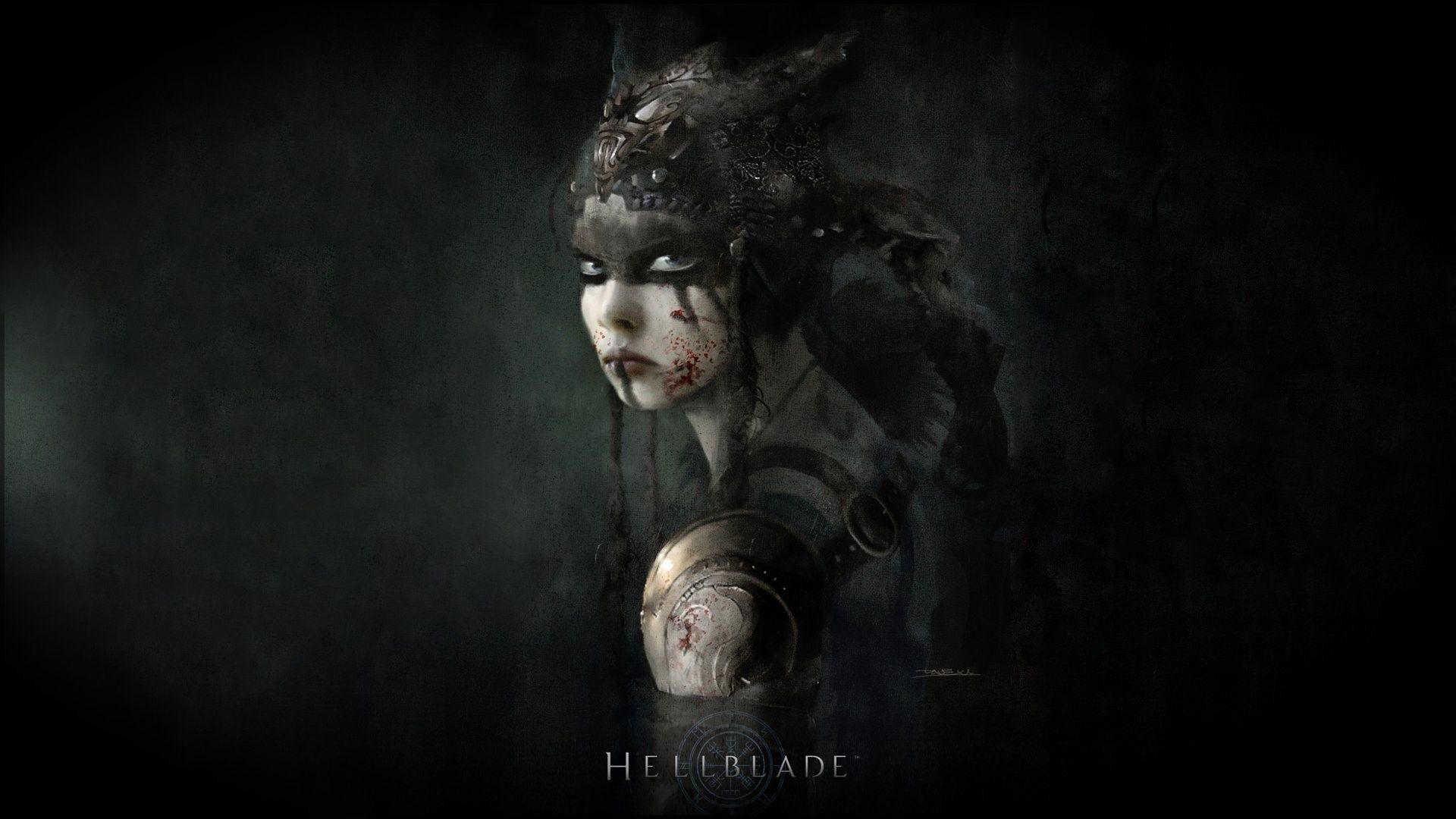 free wallpaper and screensavers for hellblade senuas sacrifice