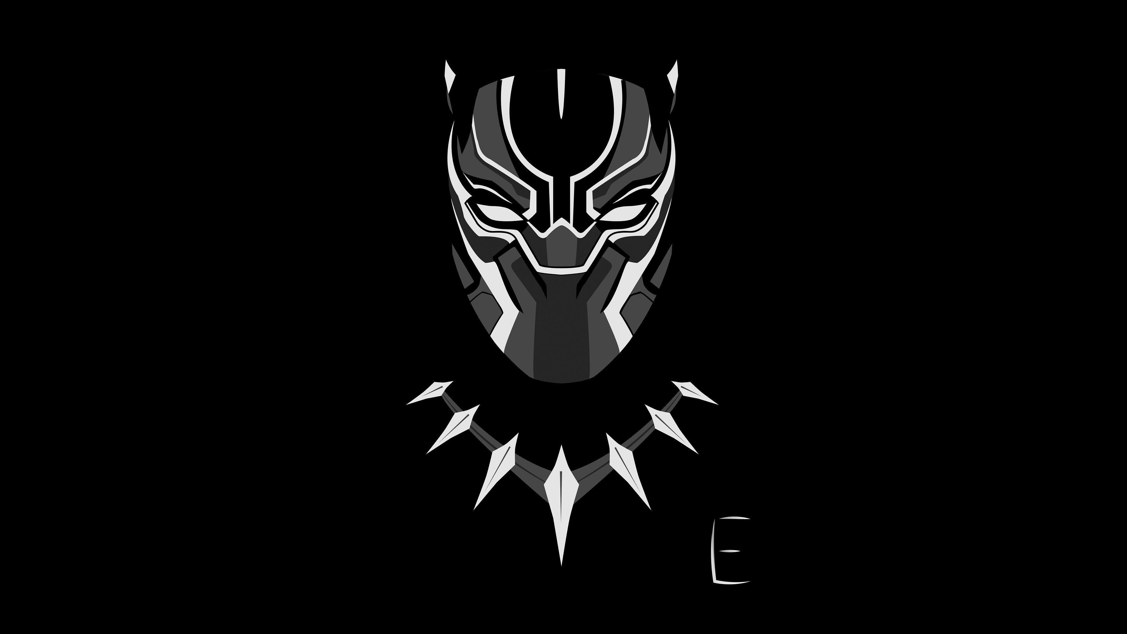 3840x2160 Black Panther 4k Pc Hd Wallpaper Download En 2019