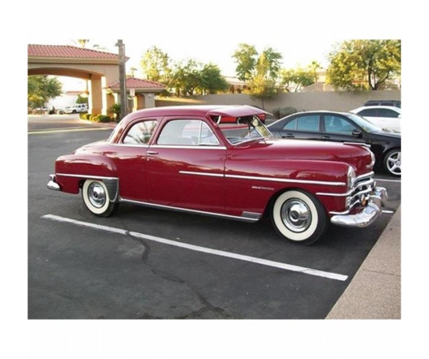 1950 Chrysler Windsor Highlander Chrysler Windsor Peoria