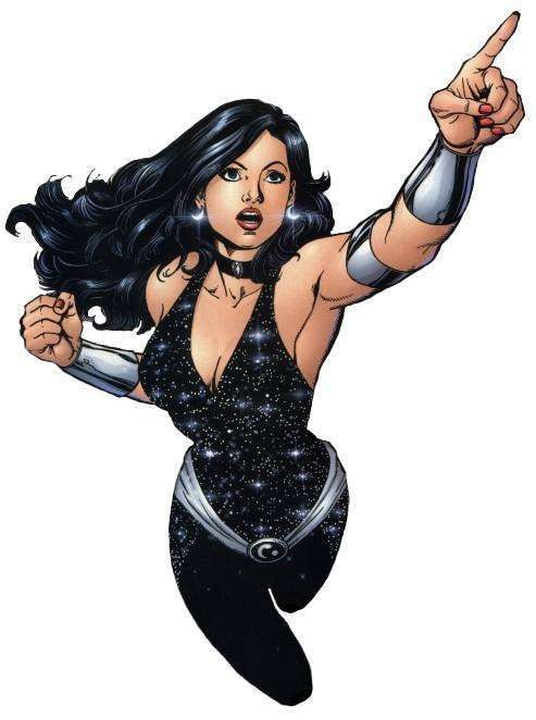 Sexiest Female Comic Book Characters  List Of The Hottest -6910