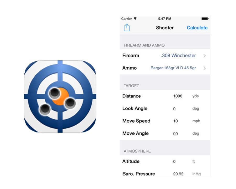 Best Ballistic Apps For Every Shooter Gun Pinterest Guns - Best altitude app
