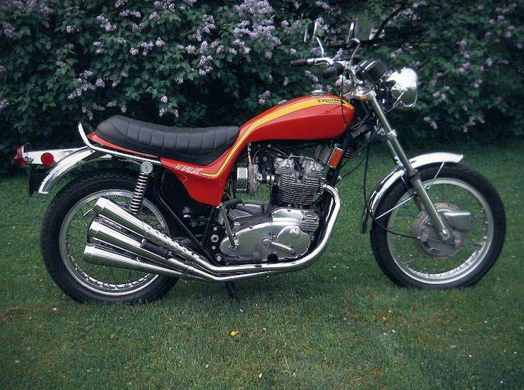 Vintage British Iron - The eBay Collection   British, Triumph bikes