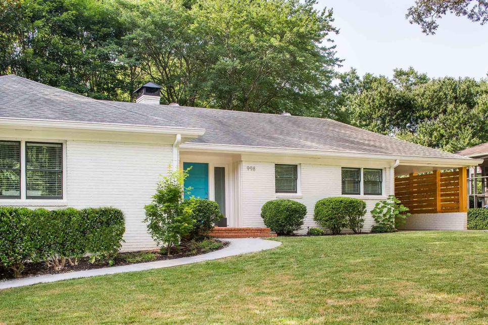 This Midcentury Ranch Renovation Will Blow Your Mind Hgtv