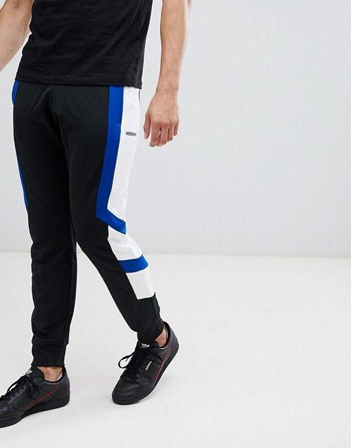 Exclusive adidas EQT Block Trackpants Great.