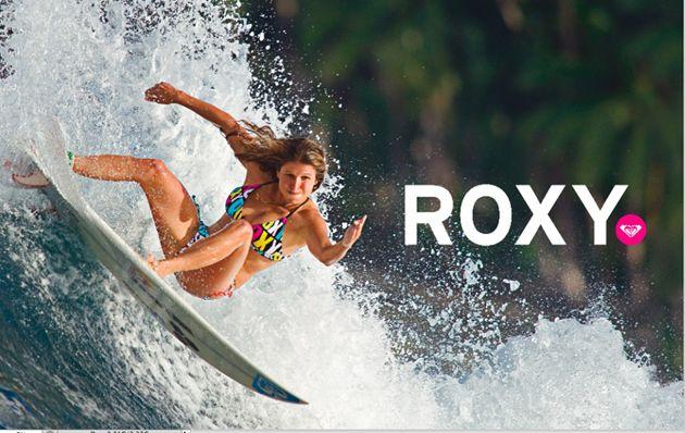 Roxy Surf, Surfing Y Surf Girls