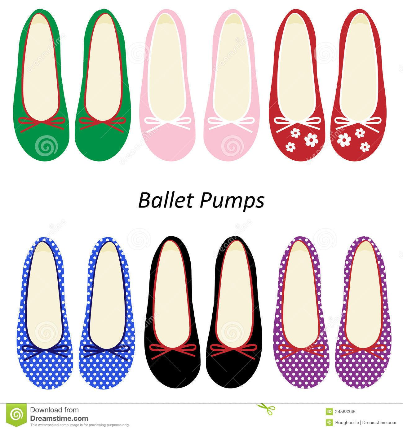 Image for Images For Girl Shoes Clip Art