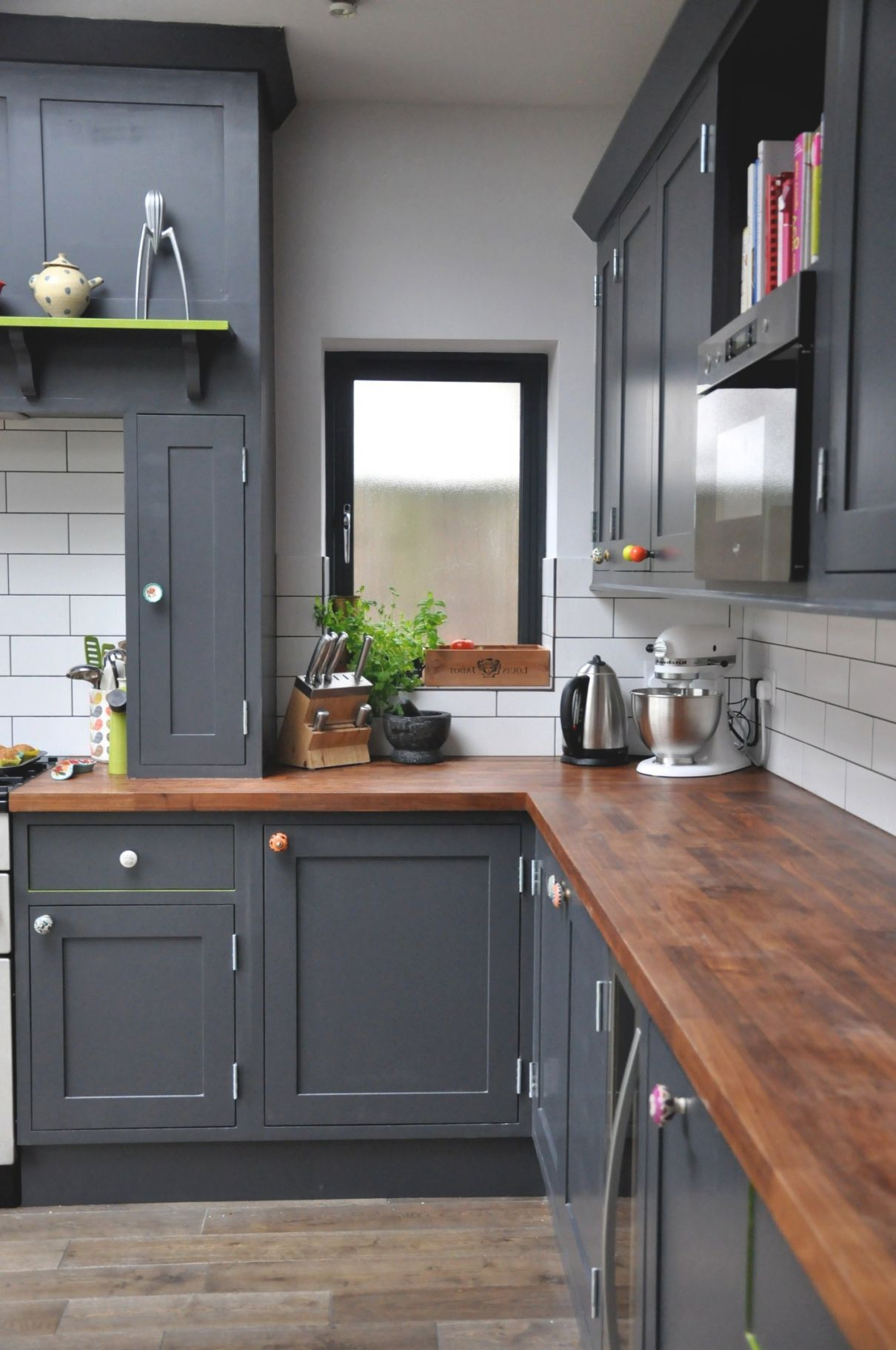 Dark Blue Cabinets Kitchen Modern Grey Kitchen Cheap Kitchen