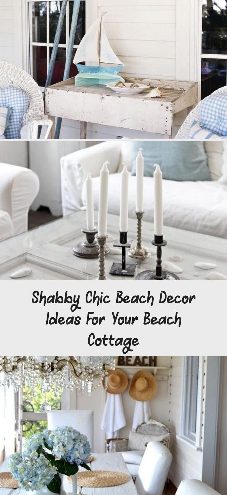 Shabby Chic Beach Decor Ideas For Your