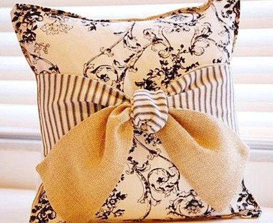 Toile Pillow Cover French Country Throw Pillow Decorative For The Inspiration Country Throw Pillows Decorative