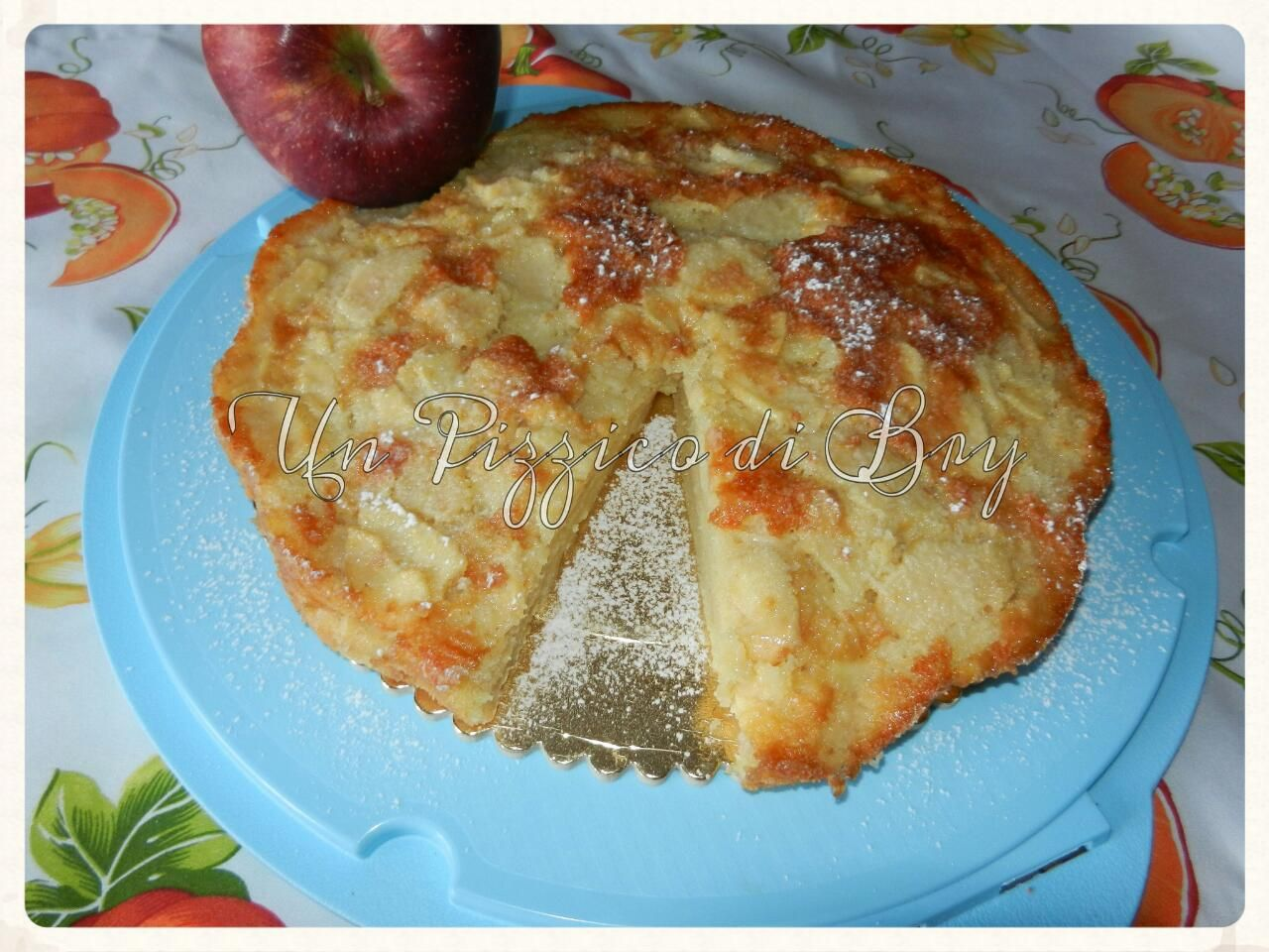 Torta Di Mele Di Benedetta Parodi Dolci Torte E Biscotti