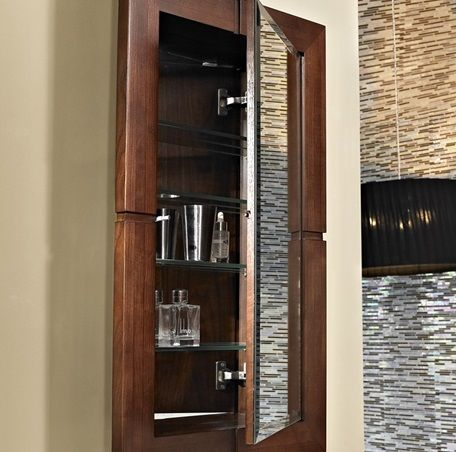 fairmont windwood medicine cabinet semi recessed dimension 22 x 35