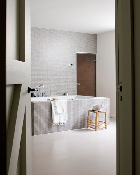 Pin von Karin Liljekvist auf Badrum Pinterest - badezimmer grau design