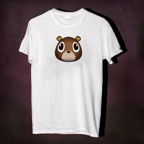 Kanye West Shirt Dropout Bear Shirt College Dropout Shirt Unisex 100 Cotton