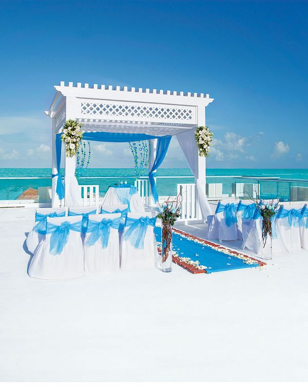 Best All Inclusive Resorts In Mexico For Romantic Getaways Cancun WeddingWedding