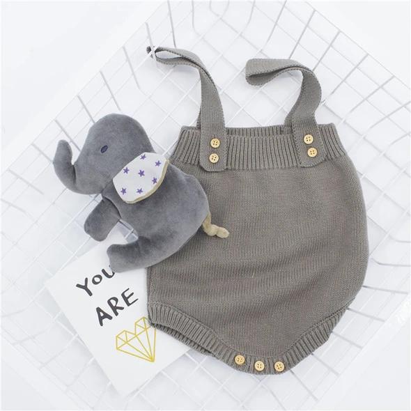 Photo of 2018 High Quality Baby Boy Knit Romper Girls Cute Crochet Rompers Toddler Brand Spring Suspender Infant Lovely Knitting Romper