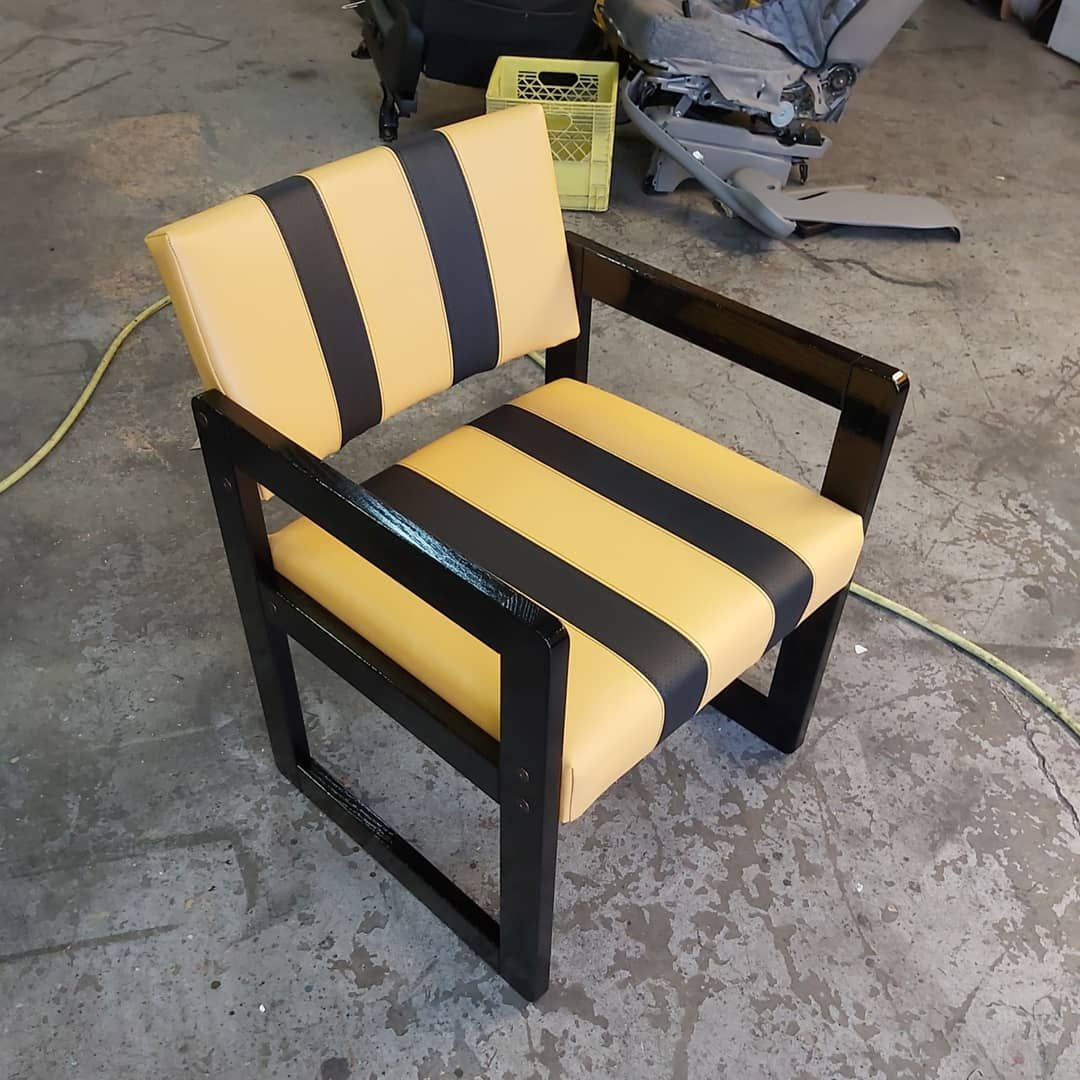 From Rags To Riches Just Making Some Eye Catching Shop Chairs Furniture Interiordesign Design Homedecor Interior