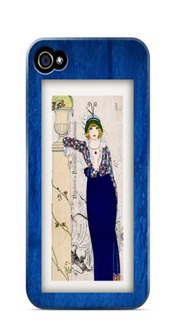 Another one of my first cases.  The shadowed frame makes it look 3D.  Another great vintage look!