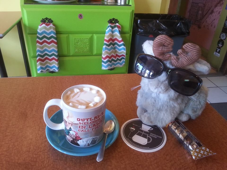 Jackalope Coffee Chicago, IL Great local coffee shop. Hosts local ...