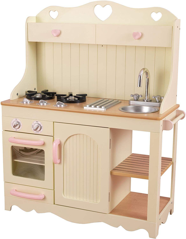 Cuisine Enfant Prairie Kidkraft 53151 Rangement Tiroir Meuble Pas Cher Cuisine Enfant